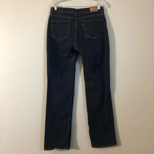 Levi's Jeans - Levi's 525 Straight Leg Perfect Waist Jeans 12